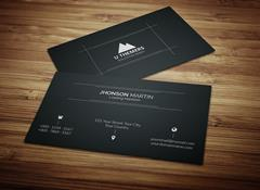 Business Card PRO via Creative Market