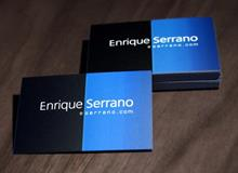 Enrique Serrano Business Cards