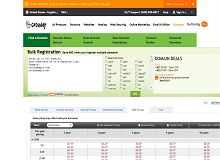 GoDaddy Bulk Registration Tool