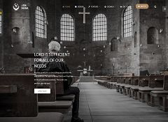 JSDona Religion Joomla Template by JoomlaShine