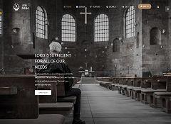 JSDona Religion Joomla Template by JoomlaShine
