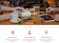 JSNDona Business Joomla Template by JoomlaShine