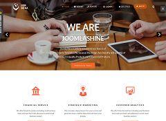 JSNDona Business Joomla Template by JoomlaShine
