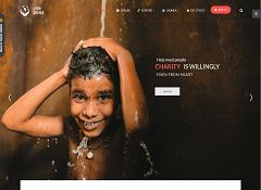 JSNDona Charity Joomla Template by JoomlaShine