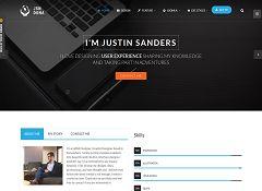 JSNDona Portfolio Joomla Template by JoomlaShine