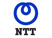 Nippon Telegraph & Telephone Logo