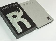 Rhino Studio Business Cards