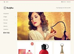 Simple Beauty Theme by Shopify