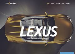 Car Distribution WordPress Theme by TemplateMonster