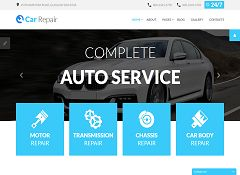 Car Repair Joomla Temlpate by TemplateMonster