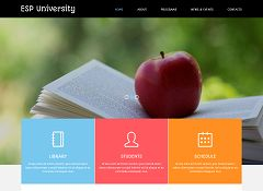 Education Centre Joomla Template by TemplateMonster