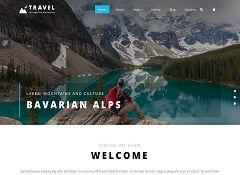 Travel Agency Joomla Template by TemplateMonster