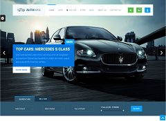 Automan WordPress Theme via ThemeForest