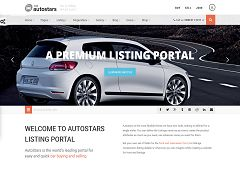 AutoStars WordPress Theme via ThemeForest