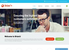 Consulting Joomla Template by TemplateMonster