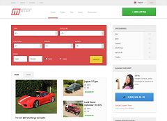 Motor WordPress Theme via ThemeForest