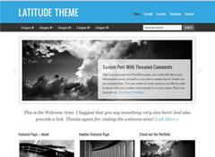 Latitude Genesis Child Theme for WordPress by Aaron Hartland