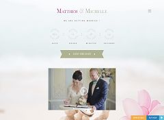 WeddingEngine WordPress Theme by EngineThemes