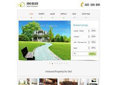 HomeBuilder WordPress Theme by InkThemes