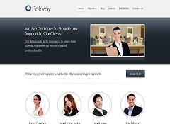 Poloray WordPress Theme by InkThemes