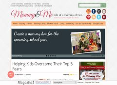 Mommy&Me WordPress Theme by Magazine3