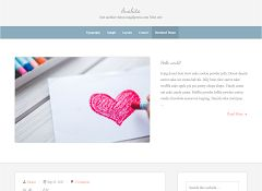 Anahita Genesis Child Theme for WordPress by MagikPress