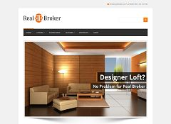 RealBroker WordPress Theme via Mojo Themes