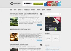 AccentBox WordPress Theme by MyThemeShop