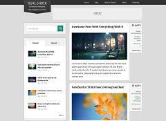 DualShock WordPress Theme by MyThemeShop