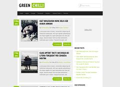 Green Chilli WordPress Theme by MyThemeShop