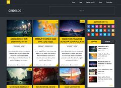 GridBlog WordPress Theme by MyThemeShop