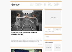 Groovy WordPress Theme by MyThemeShop