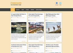 Pinboard WordPress Theme by MyThemeShop