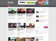 Portal WordPress Theme by MyThemeShop