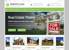 Premium Real Estate WordPress Theme by PremiumPress