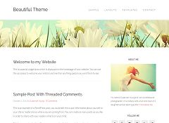 Beautiful Pro Genesis Child Theme for WordPress by StudioPress