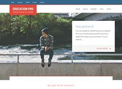 Education Pro Genesis Child Theme for WordPress by StudioPress