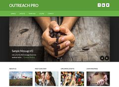 Outreach Pro Genesis Child Theme for WordPress by StudioPress