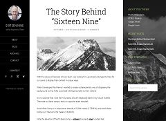 Sixteen Nine Genesis Child Theme for WordPress by StudioPress