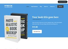 MyBook WordPress Theme by Templatic