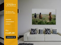 Apartt Villa WordPress Theme via ThemeForest