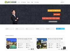 Javo House WordPress Theme via ThemeForest