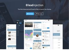 Leadinjection WordPress Theme via ThemeForest