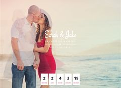 Perfect Couple WordPress Theme via ThemeForest