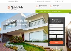 Quick Sale WordPress Theme via ThemeForest