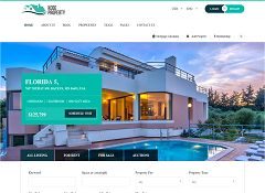 Real Estate WordPress Theme via ThemeForest