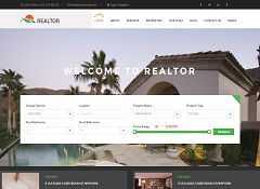 Realtor WordPress Theme via ThemeForest