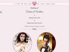 Wedding & Marriage WordPress Theme via ThemeForest