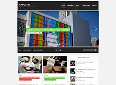 Gadgetry WordPress Theme by ThemeFuse