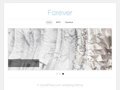 Forever WordPress Theme via WordPress.org